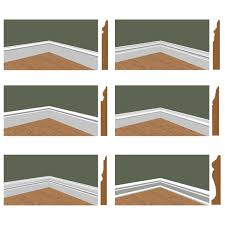 trim baseboard base mouldings 1 4 3d model formfonts 3d models u0026 textures