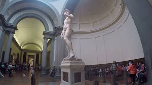 statue of david by michelangelo florence italy youtube