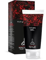 titan gel cream crema dell ingrandimento del pene
