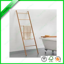 List Manufacturers Of Natural Bamboo Towel Ladder Buy Natural