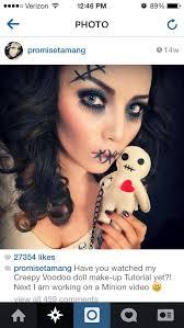 Porcelain Doll Costume Halloween 20 Voodoo Doll Costumes Ideas Voodoo Doll