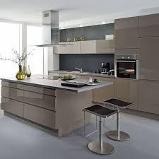 cuisine incorporee cuisine rustique meubles rangement