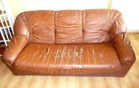 refaire housse canapé housse canape en cuir refaire un avec du tissu de blanc fair t info