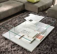 Coffee Table Glass by Contemporary Coffee Table Glass Rectangular Square Ct 160