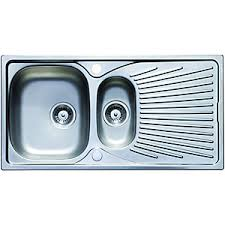 Kitchen Sinks Stainless Steel by Stainless Steel Sinks Kitchen Sinks Unit Kitchens Wickes