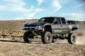 chevy baja truck street legal chevy silverado mirage racing luxury prerunner
