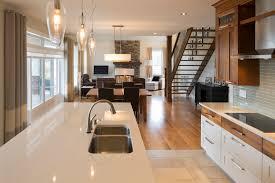 cuisine salon aire ouverte emejing cuisine et salon aire ouverte contemporary design trends