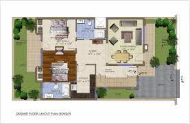 30x50 wf ef 3bhk duplex villa elevation pictures to pin on pinterest