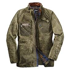 Ex Machina Length by Barbour X Deus Ex Machina Wachsjacke Devonport Barbour