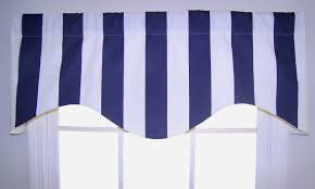 White And Navy Striped Curtains Coffee Tables Navy Blue Valance Walmart Navy Border Curtains