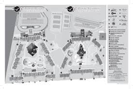 Italian Villa Floor Plans The Royal Caribbean All Suite Family Resort In Cancun