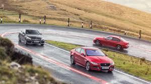 lexus is300h vs bmw 320i diesel triple test jaguar xe vs mercedes c class vs bmw 3 series