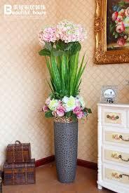 Good Vase Diy Fashion Amere Rustic Ceramic Large Floor Vase Bowyer Set In