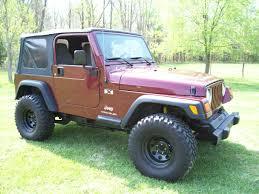 jeep wrangler 4 door maroon welcome to jeffs shop indiana