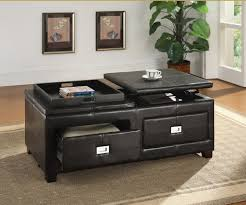 Lift Top Coffee Tables Storage Fabulous Lift Top Ottoman Simply Practical With Coffee Table With