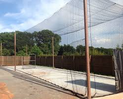 batting cage 12x14x60 21 backyard indoor outdoor baseball