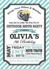 best 25 movie party invitations ideas on pinterest movie night