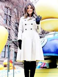 hale attending macy s thanksgiving day parade