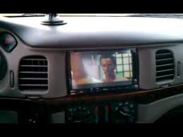 double din radio in my chevy impala done right evo 4g part 3