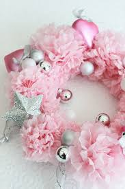 pink christmas 27 glam pink christmas décor ideas shelterness