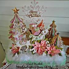 24 best sizzix reindeer and sleigh images on