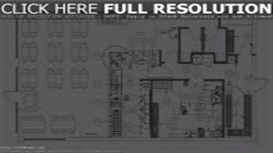 restaurant kitchen floor plan template youtube