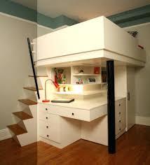 bureau surélevé lit avec armoire frais offerts fabrication europacenne lit
