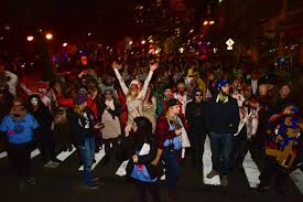 where is the halloween parade in new york city nyc halloween parade 2016 photos new york city halloween