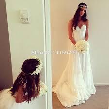 wedding dresses 2011 summer goedkope vestidos de noiva nieuwe collectie boho trouwjurk vintage