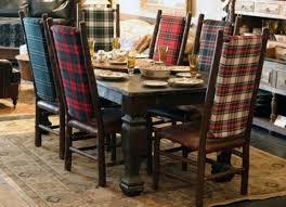 Log Cabin Dining Room Furniture Lovable Log Cabin Dining Room Sets With Decorative Dinner Plates