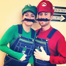 Mario Costumes Halloween Diy Costumes Men Popsugar Smart Living