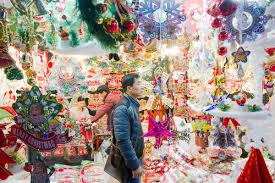yiwu the chinese city where it u0027s christmas every day china al