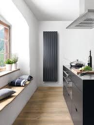 runtal jet x runtal jet x living space radiators kitchen