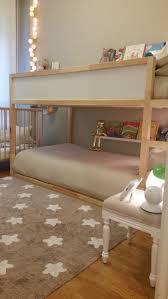 Crib On Bed by Bunk Beds Ikea Loft Bed Twin Loft Bed Loft Beds Crib Mattress