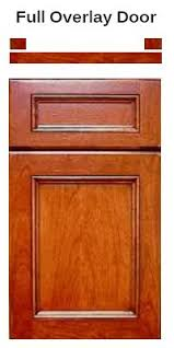 Full Overlay Kitchen Cabinets Cabinet Basics Part 2 Doors And Drawers Homeowner Guide