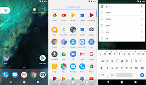 nexus launcher apk free pixel launcher lands in the play store predictably only