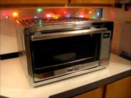 Toaster Oven Convection Oven Oster Extra Large Convection Oven Review Youtube