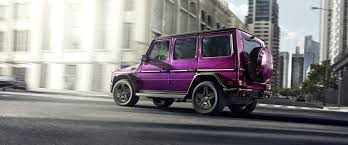 wrapped g wagon g class suv mercedes benz