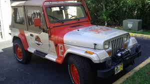 jurassic park jeep instructions ebay find of the day jeep wrangler jurassic park edition autoblog