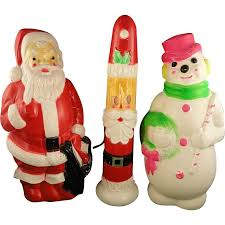 382 best blow molds christmas images on pinterest vintage