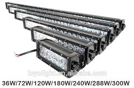 sale 288w bright 26000 lumens 50 inch 4d led light bar