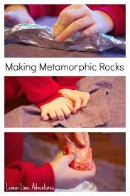 edible rocks edible rock cycle for kids