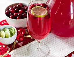 cranberry limeade sparkling mocktail recipe u2022 food folks and fun