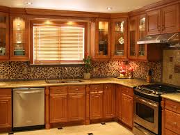 granite countertop colors for kitchen walls with oak cabinets