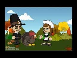 Date Of First Thanksgiving The First Thanksgiving Youtube