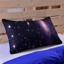 Galaxy Bed Set Beddingoutlet 5pcs Bed In A Bag Bedding Set 3d King Size Galaxy