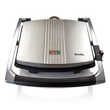 Toaster With Sandwich Maker Breville Vst026x 4 Slice Panini Press U0026 Sandwich Maker