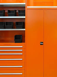 Orange Filing Cabinet Painting Metal Cabinets Thriftyfun