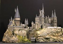 baltimore md that had a hogwarts station and hogwarts castle