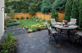 Landscaping Backyard Ideas Classic Dining Png